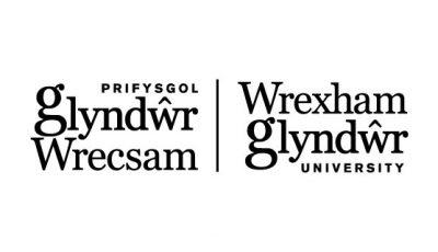 logo vector Wrexham Glyndŵr University