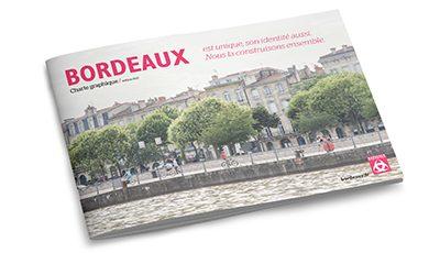 Ville de Bordeaux charte graphique
