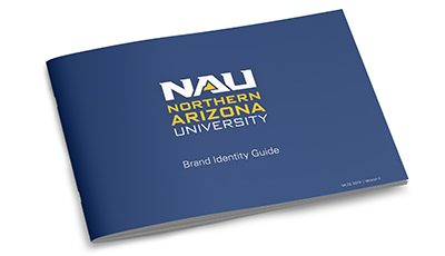 Northern Arizona University brand identity guide
