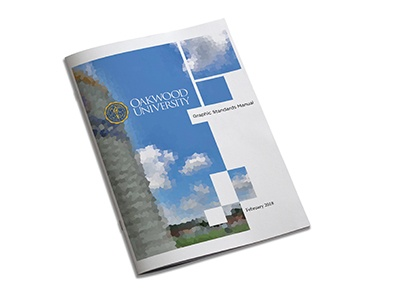 Oakwood University graphic standards manual