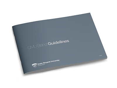 Queen Margaret University brand guidelines