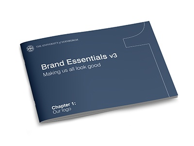 The University of Edinburgh brand essentials