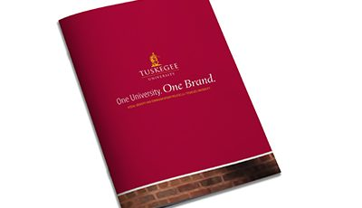 Tuskegee University visual identity