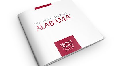 University of Alabama graphic standards