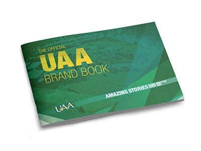 University of Alaska Anchorage brand book
