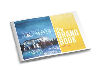 University of Alaska Fairbanks brand book