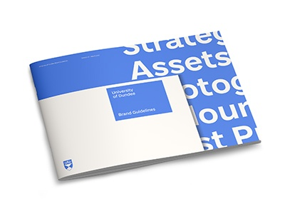 University of Dundee brand guidelines