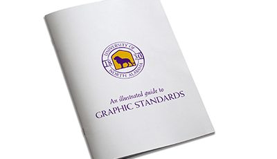 University of North Alabama graphic standards