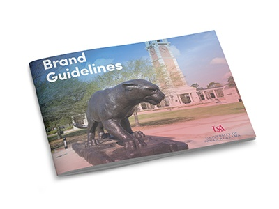 University of South Alabama brand guidelines