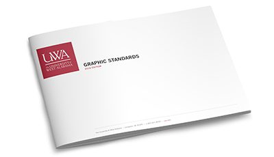University of West Alabama graphic standards