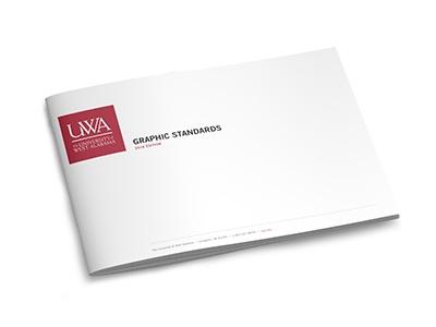 University of West Alabama graphic standards