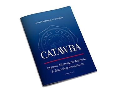 Catawba College branding guidelines