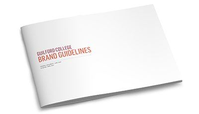 Guilford College brand guidelines