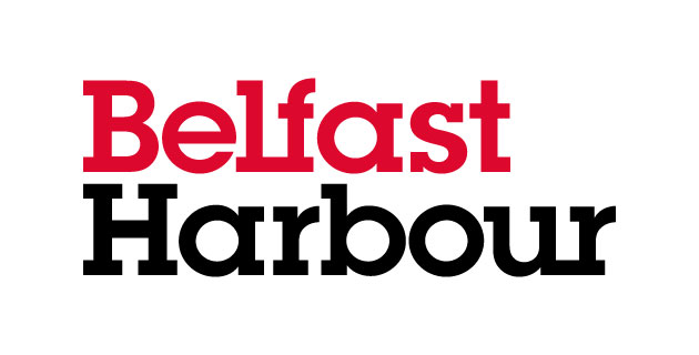 logo vector Belfast Harbour
