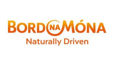logo vector Bord na Móna