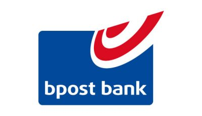 logo vector bpost bank