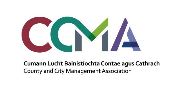 logo vector CCMA Ireland