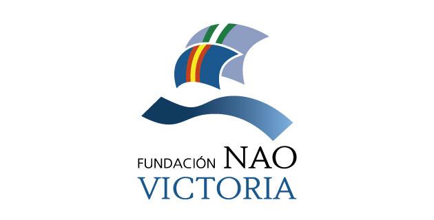 logo vector Fundación Nao Victoria