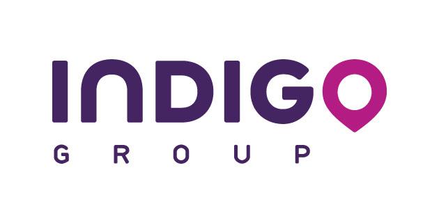 logo vector Indigo Group