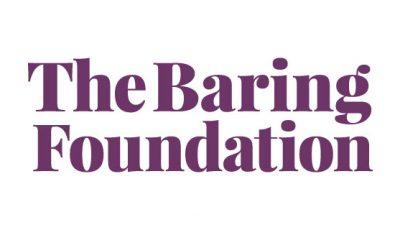 logo vector The Baring Foundation