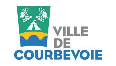 logo vector Ville de Courbevoie