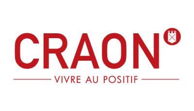 logo vector Ville de Craon
