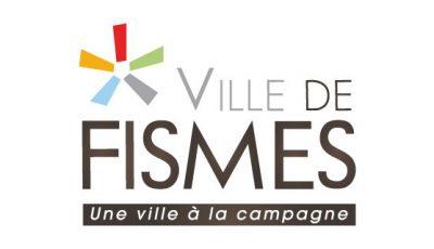 logo vector Ville de Fismes