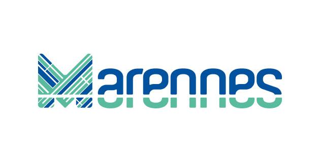 logo vector Ville de Marennes