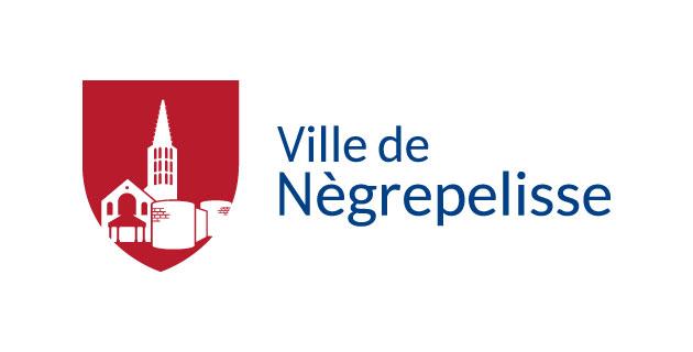 logo vector Ville de Négrepellise