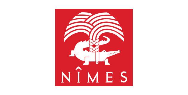 logo vector Ville de Nîmes
