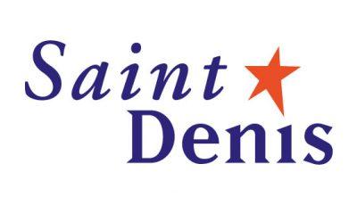 logo vector Ville de Saint-Denis
