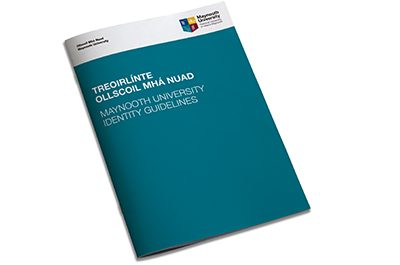 Maynooth University identity guidelines