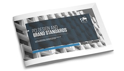Precast, Prestressed Concrete Institute brand standards