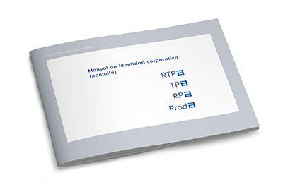 RTPA manual de identidad corporativa
