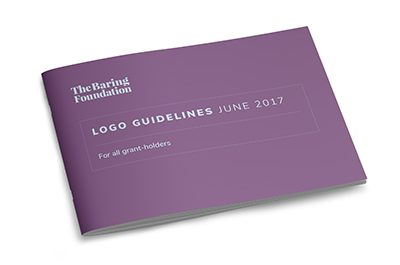 The Baring Foundation logo guidelines