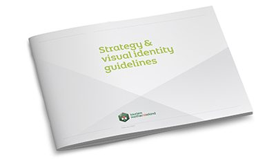 Tourism Northern Ireland visual identity guidelines