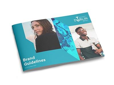 Technological University Dublin brand guidelines
