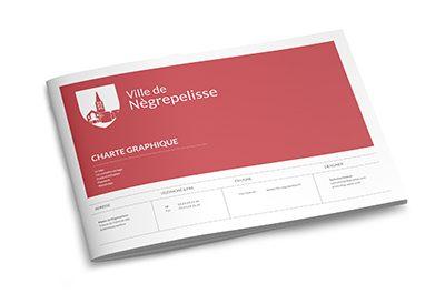 Ville de Négrepellise charte graphique