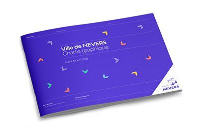 Ville de Nevers charte graphique