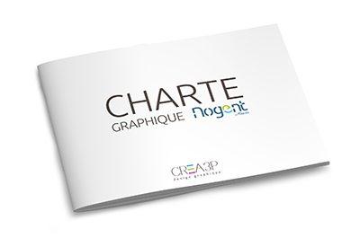 Ville de Nogent-sur-Marne charte graphique