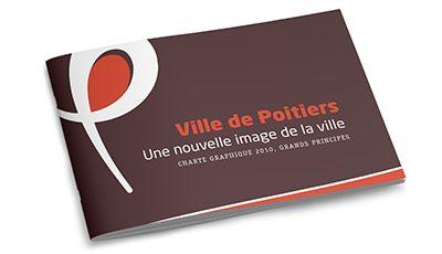 Ville de Poitiers charte graphique
