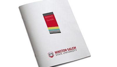 Winston-Salem State University brand style guide