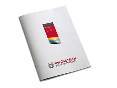 Winston-Salem State University brand style guide