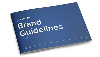 Abracon brand guidelines