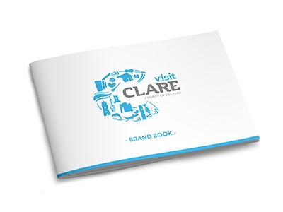 Clare Tourism brand book