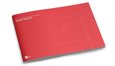Cork University Business School brand toolkit