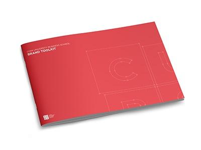 Cork University Business School brand toolkit