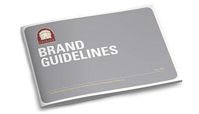 Erskine College brand guidelines