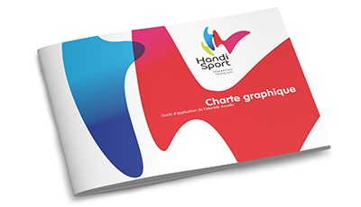 Fédération Française Handisport charte graphique