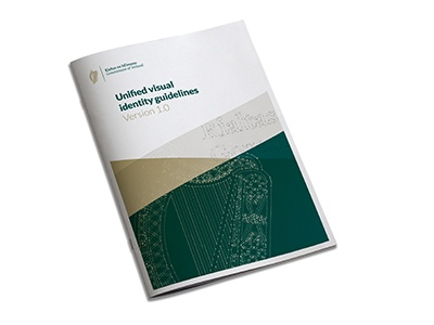 Government of Ireland visual identity guidelines